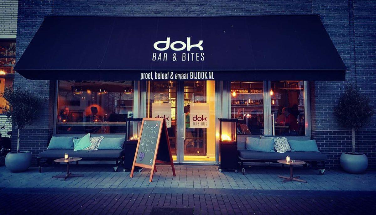 DOK Bar & Bites - indebuurt Dordrecht