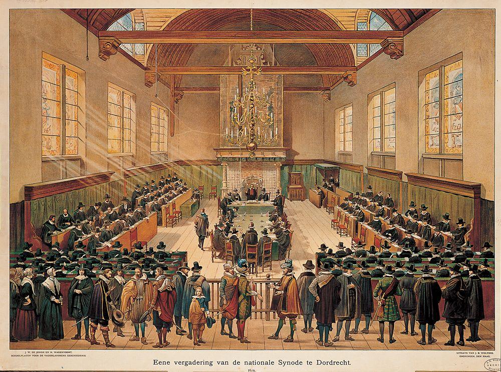 Synode 400 - Ode aan de Synode - Synode te Dordtrecht - indebuurt Dordrecht