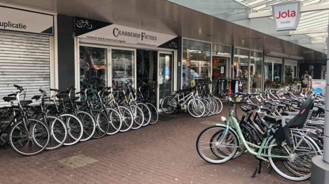 Crabbehof Fietsen Dordrecht fietsenwinkel fietsreparatie