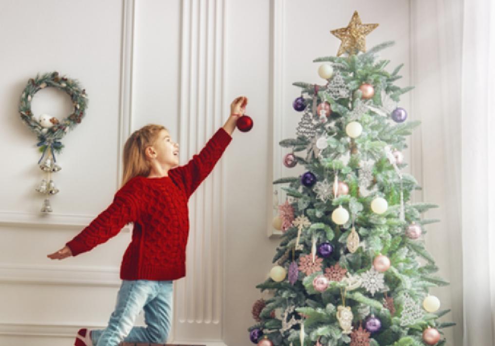 Praxis kerstboom