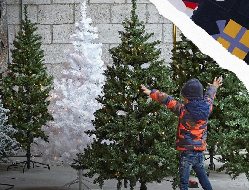 Gamma kerstbomen