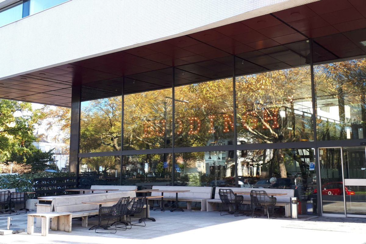 Café Buddingh - indebuurt Dordrecht
