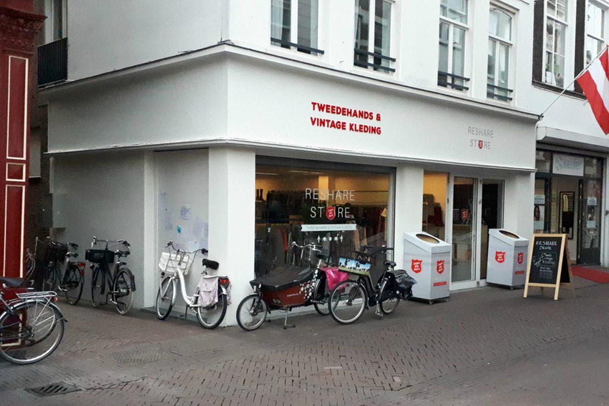 ReShare Store Dordrecht - Tweedehands vintage kleding - indebuurt Dordrecht