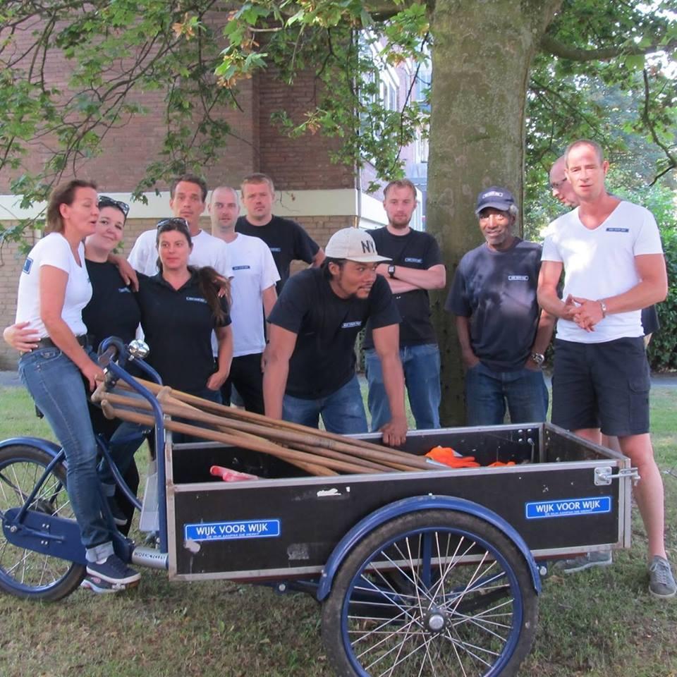 Stichting Wijk voor Wijk - indebuurt Dordrecht