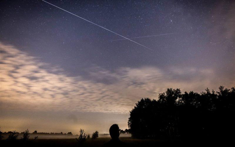 Vallende sterren meteorieten - indebuurt Dordrecht