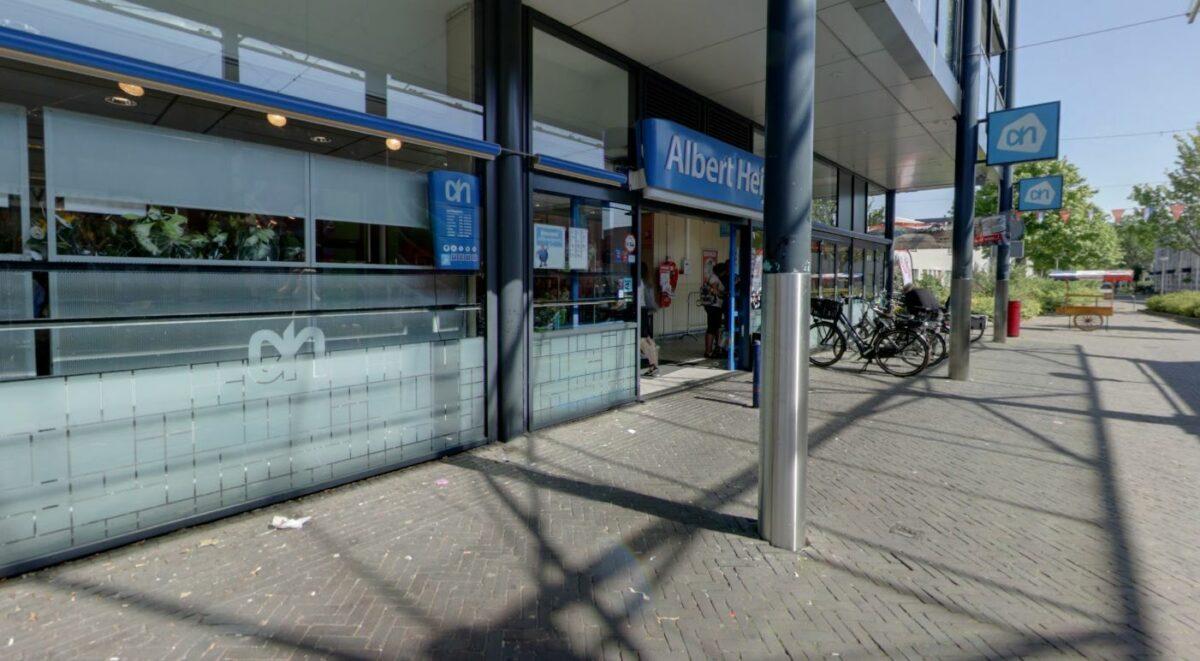 Albert Heijn Van Eesterenplein - indebuurt Dordrecht.JPG