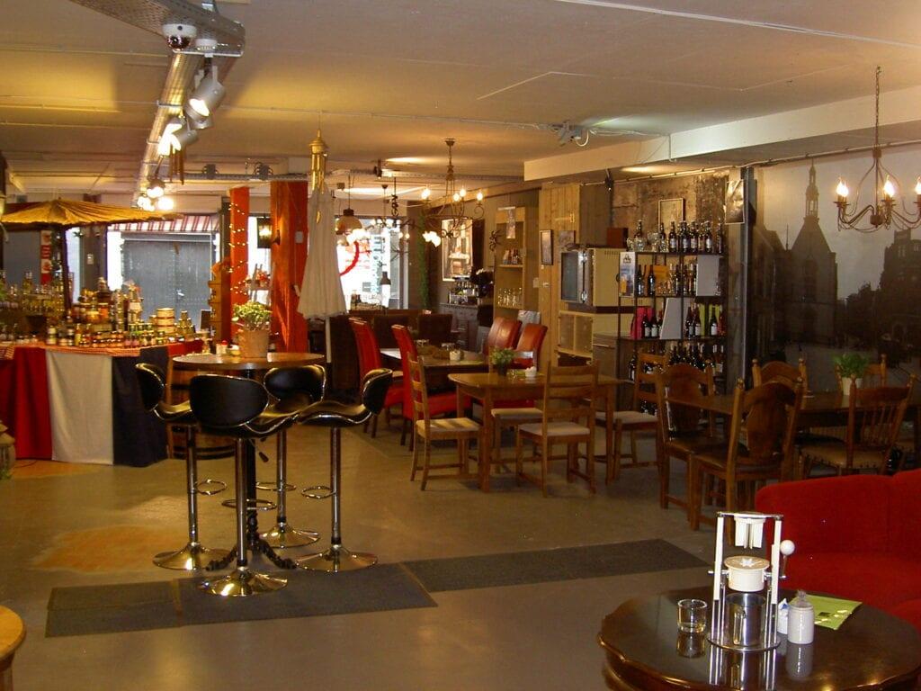 Coffeecorner Hartje Stad - indebuurt Dordrecht