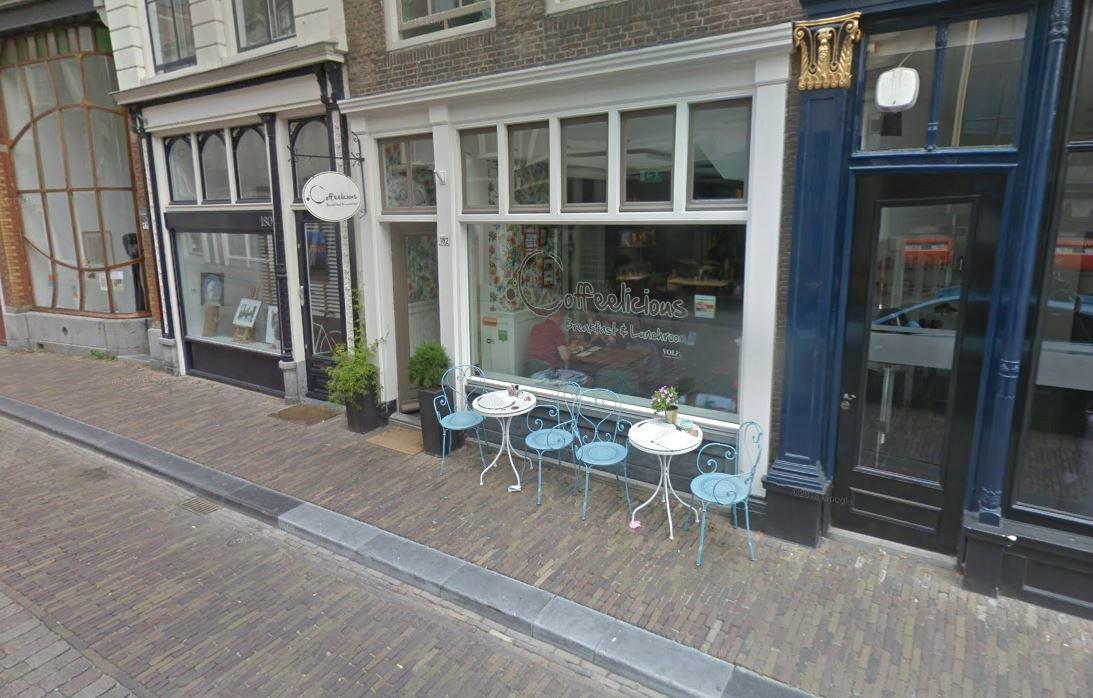Coffeelicious in de Wijnstraat Dordrecht - indebuurt Dordrecht
