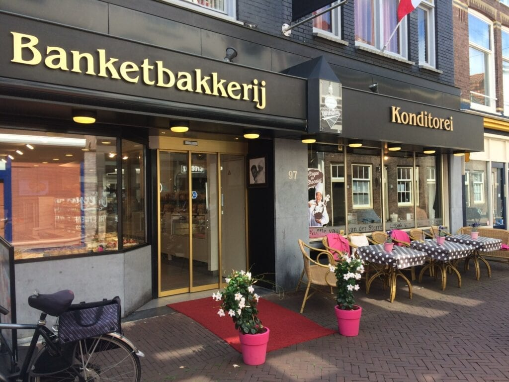 Slagroomtaart | Van der Sterre | Indebuurt Dordrecht