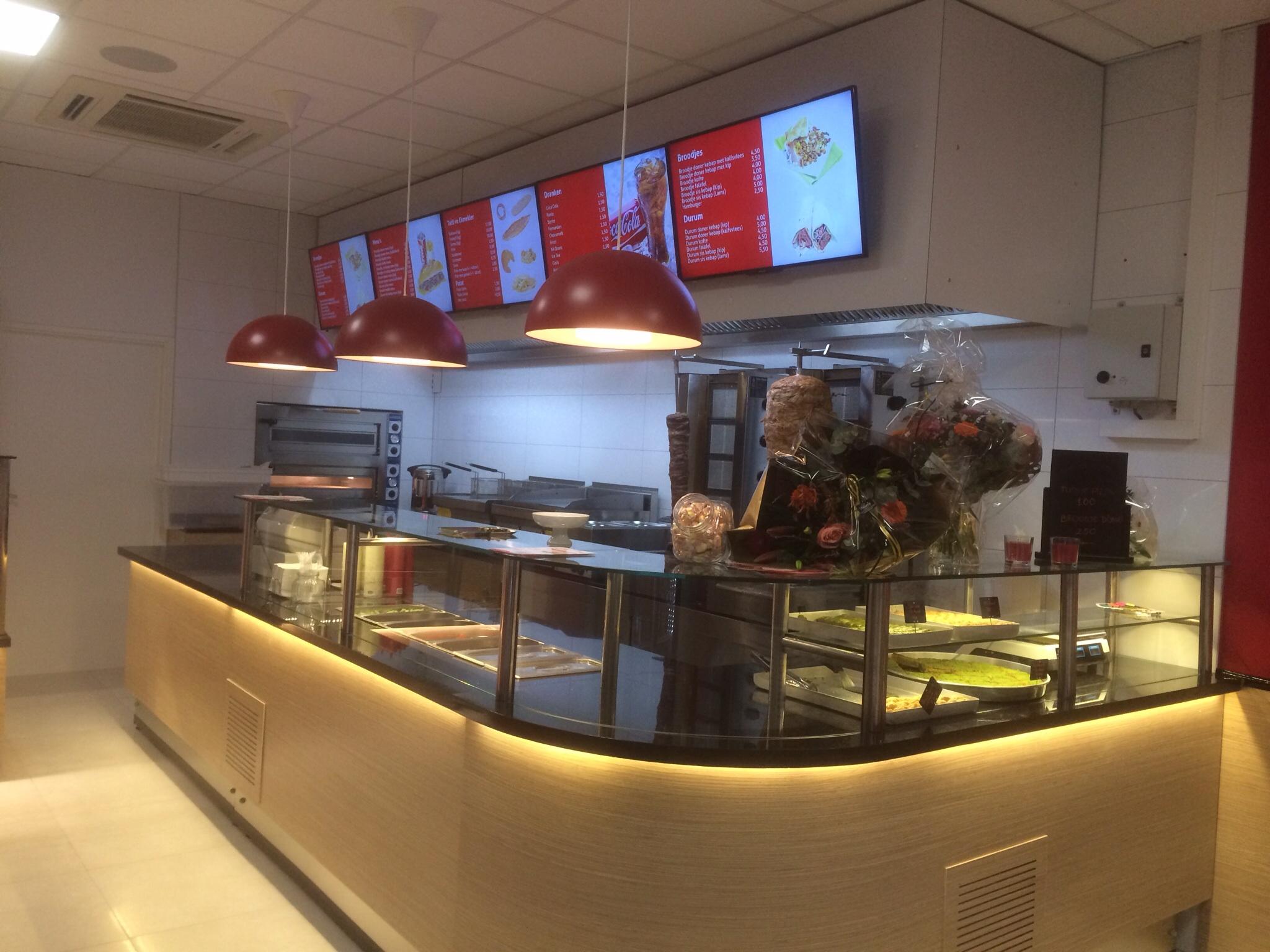 Döner Kebab Damplein - indebuurt Dordrecht
