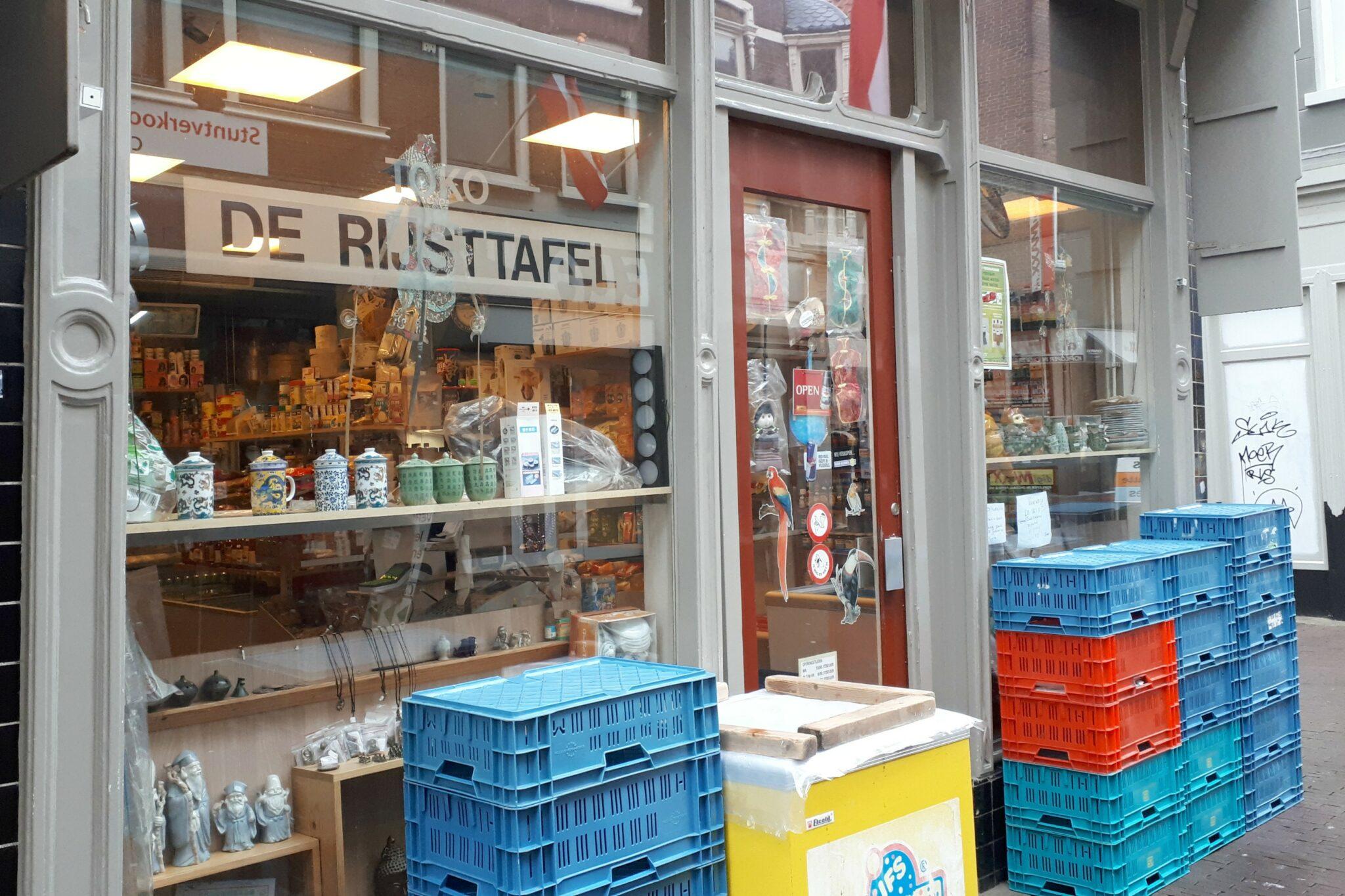 De Rijsttafel - toko - indebuurt Dordrecht