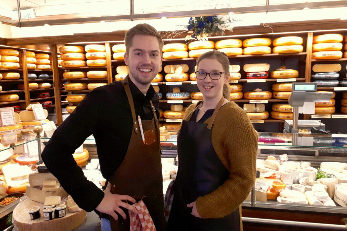 Van Pelt Delicatessen - Laura en Bart - indebuurt Dordrecht