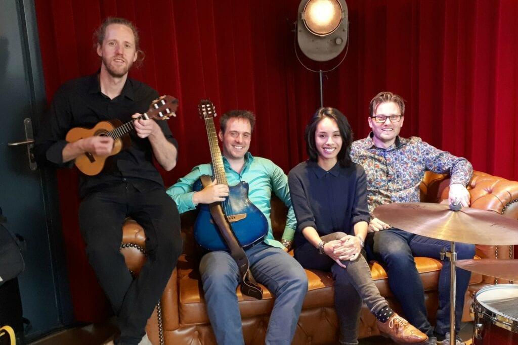 Fresh Jazz Agency - Caroline Bijl met het Trio QBOA