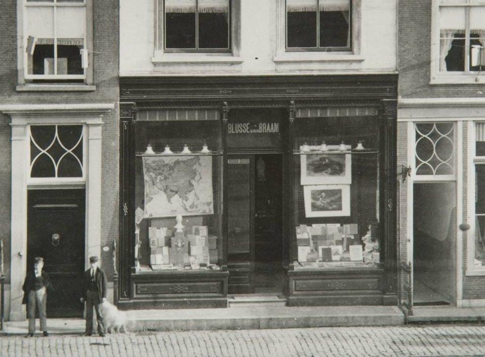 Vincent van Gogh boekhandel Dordrecht