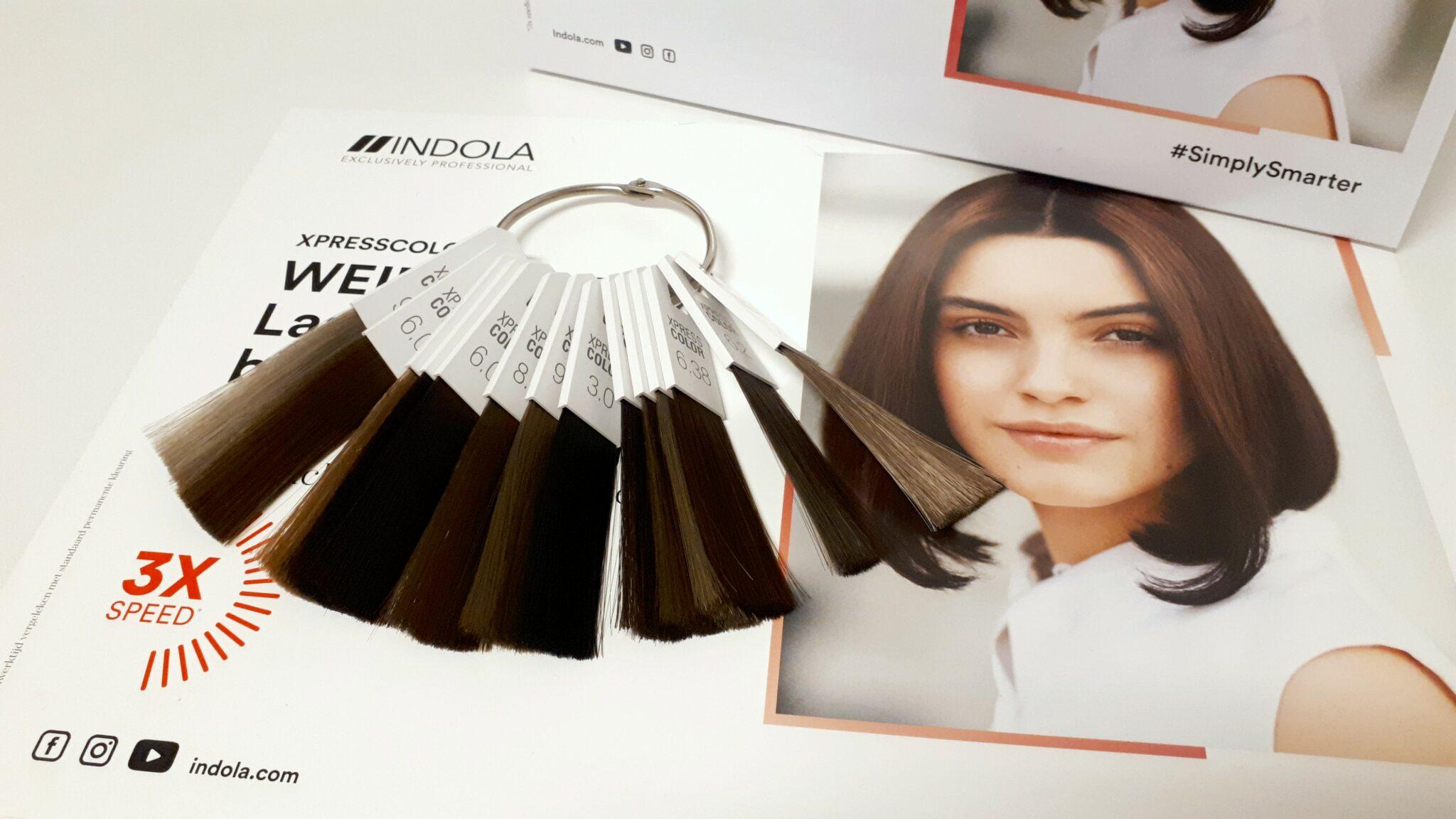 XpressColor - snel haarverf bijwerken - t kleuring - Hair Point by Joh Smit