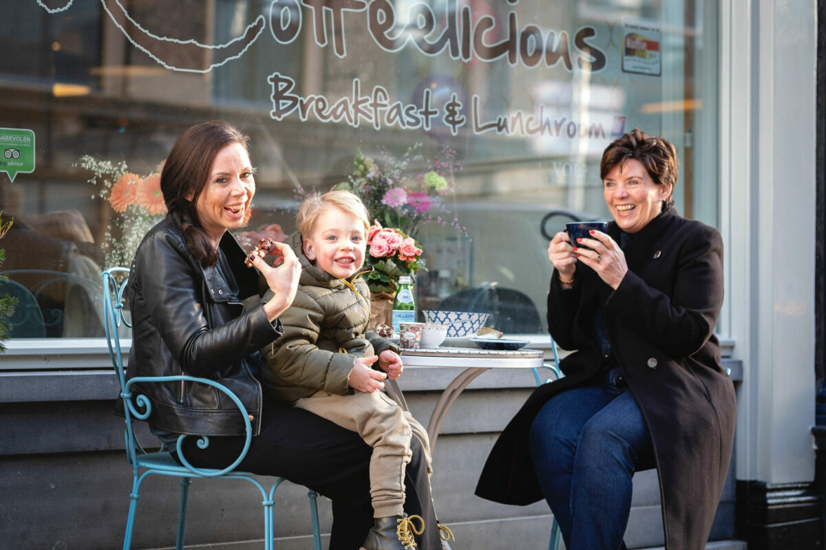 Coffeelicious Wijnstraat - Fiona Stoger - indebuurt Dordrecht