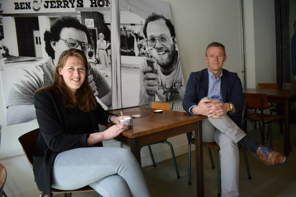 De Remise - Els en Rens Groeneveld - IJssalon Grotekerksbuurt
