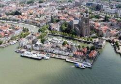 Luchtfoto Dordrecht 2010