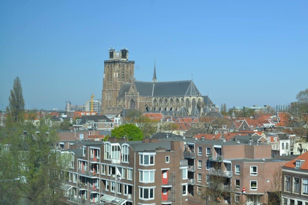 Dordrecht stockfoto