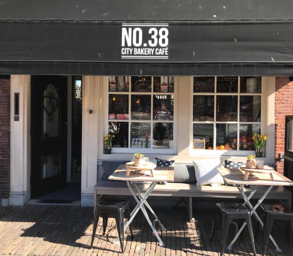 No.38 City Bakery Café Dordrecht