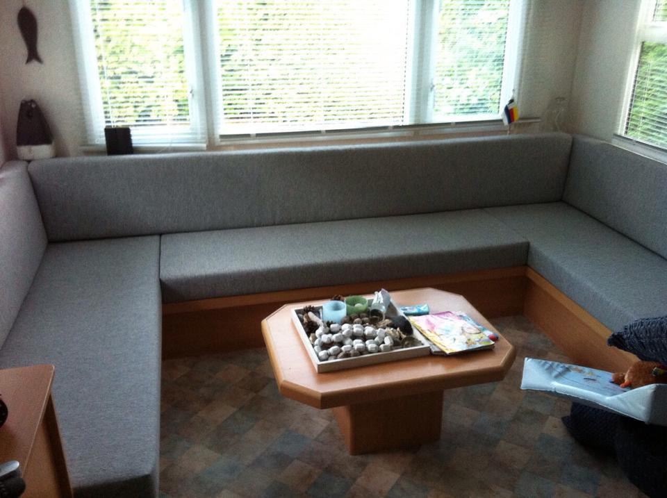 Caravan kussens nieuwe bekleding - Robert's Speciaalhuis - indebuurt Dordrecht