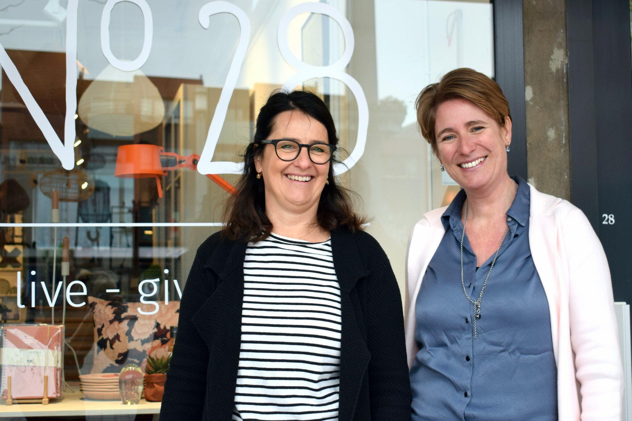 No. 28 wonen & lifestyle Miranda en Marian Sluimers - indebuurt Dordrecht