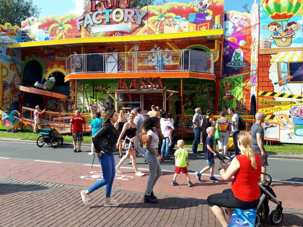 Fun Factory Zomerkermis Dordrecht