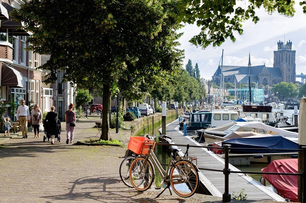 Centrum Dordrecht binnenstad