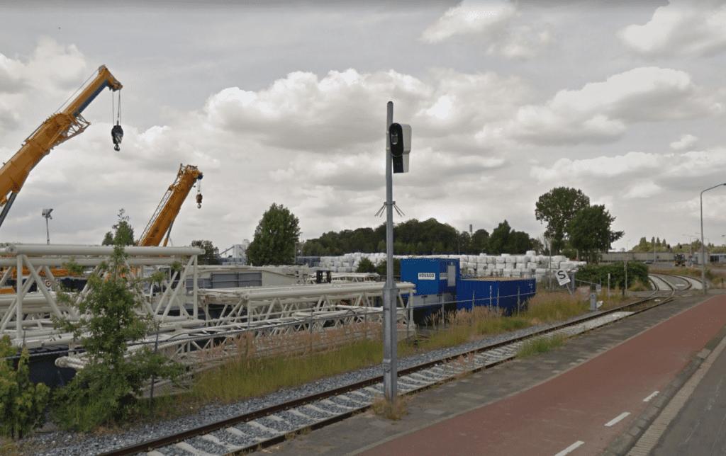 Flitspaal Mijlweg Noord