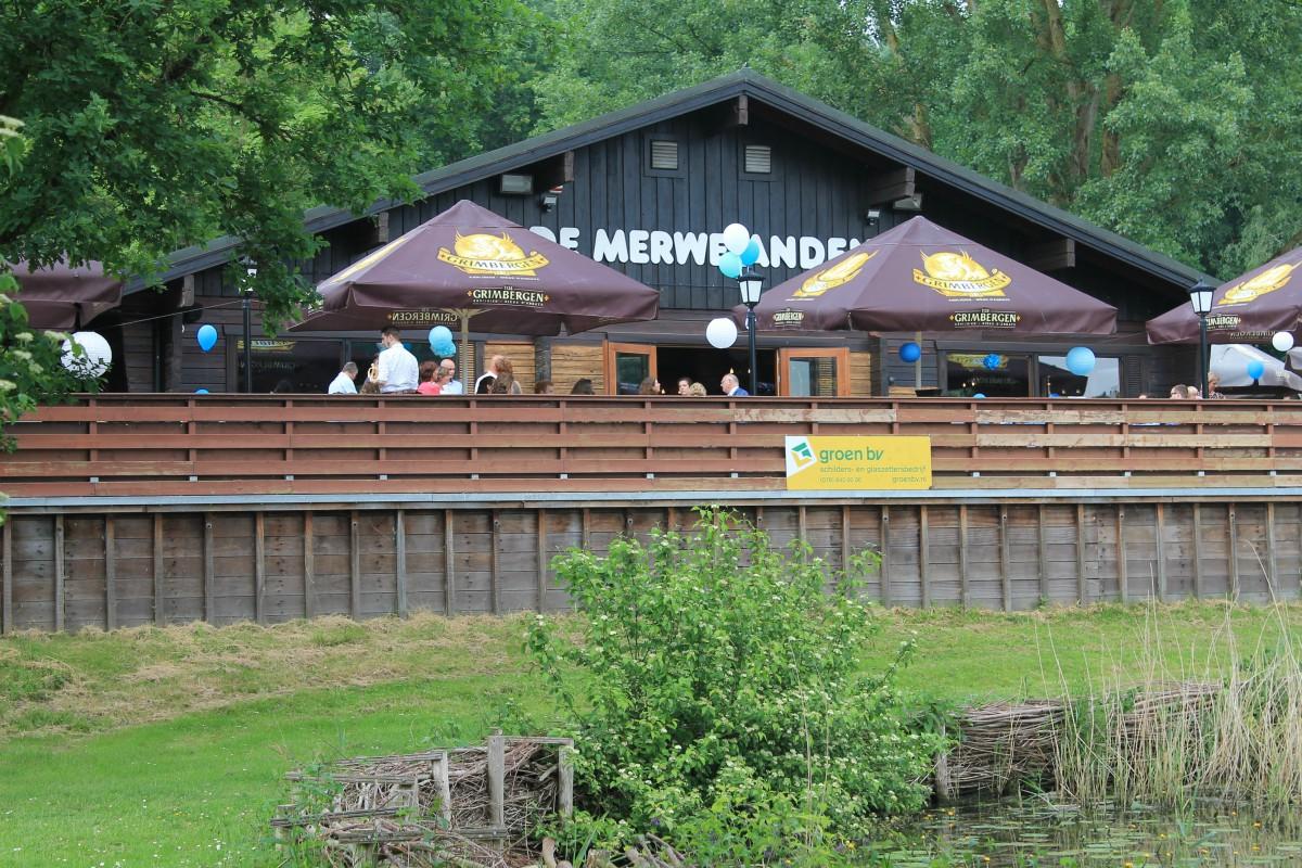 Restaurant De Merwelanden - trouwlocatie trouwen Biesbosch - indebuurt Dordrecht