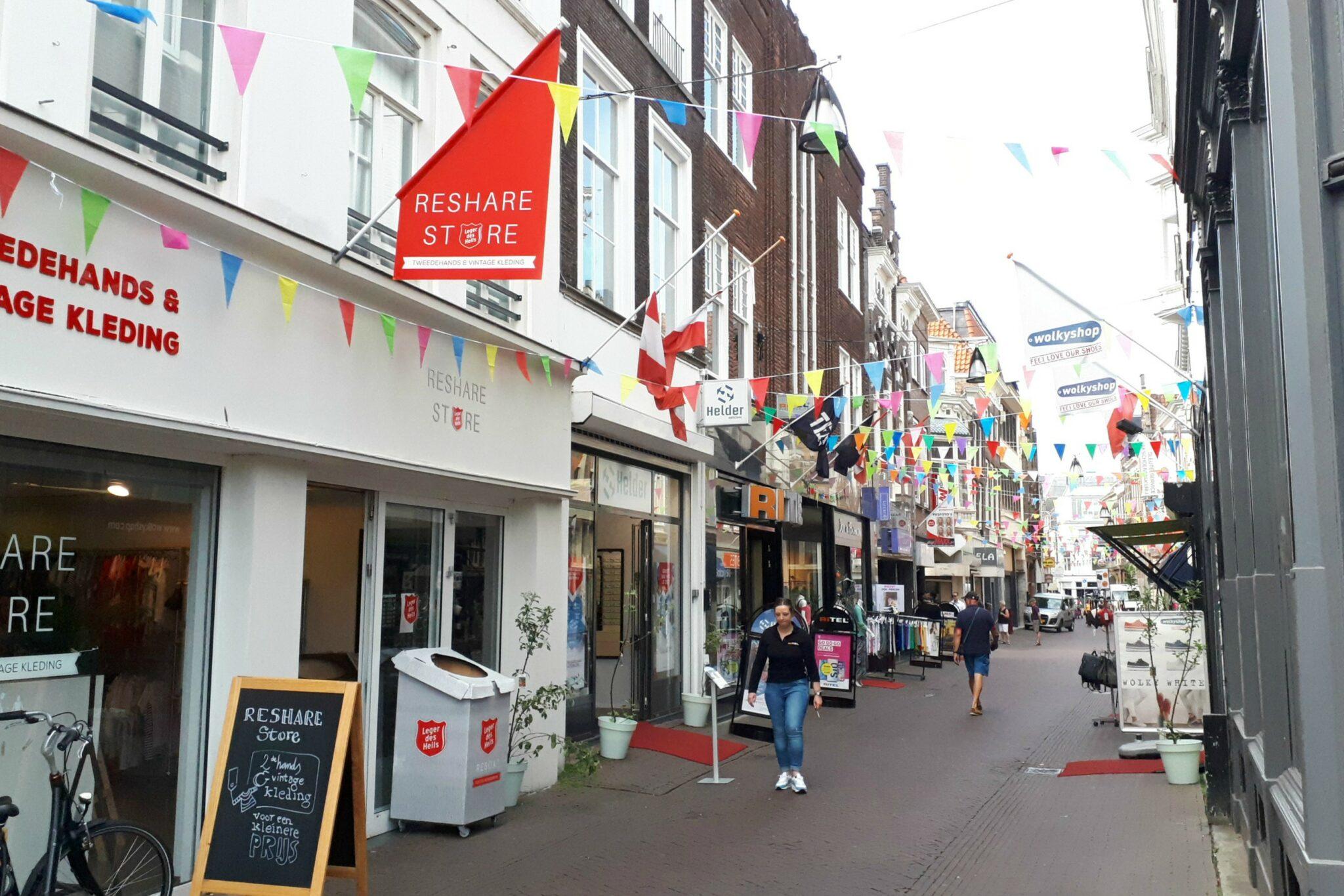 Voorstraat Dordrecht Centrum IDBstock - indebuurt Dordrecht