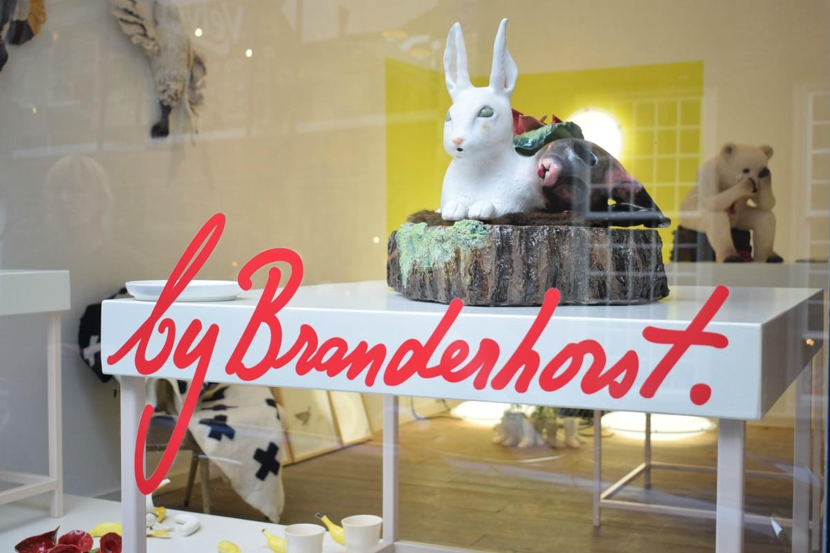 byBranderhorst etalage - indebuurt Dordrecht