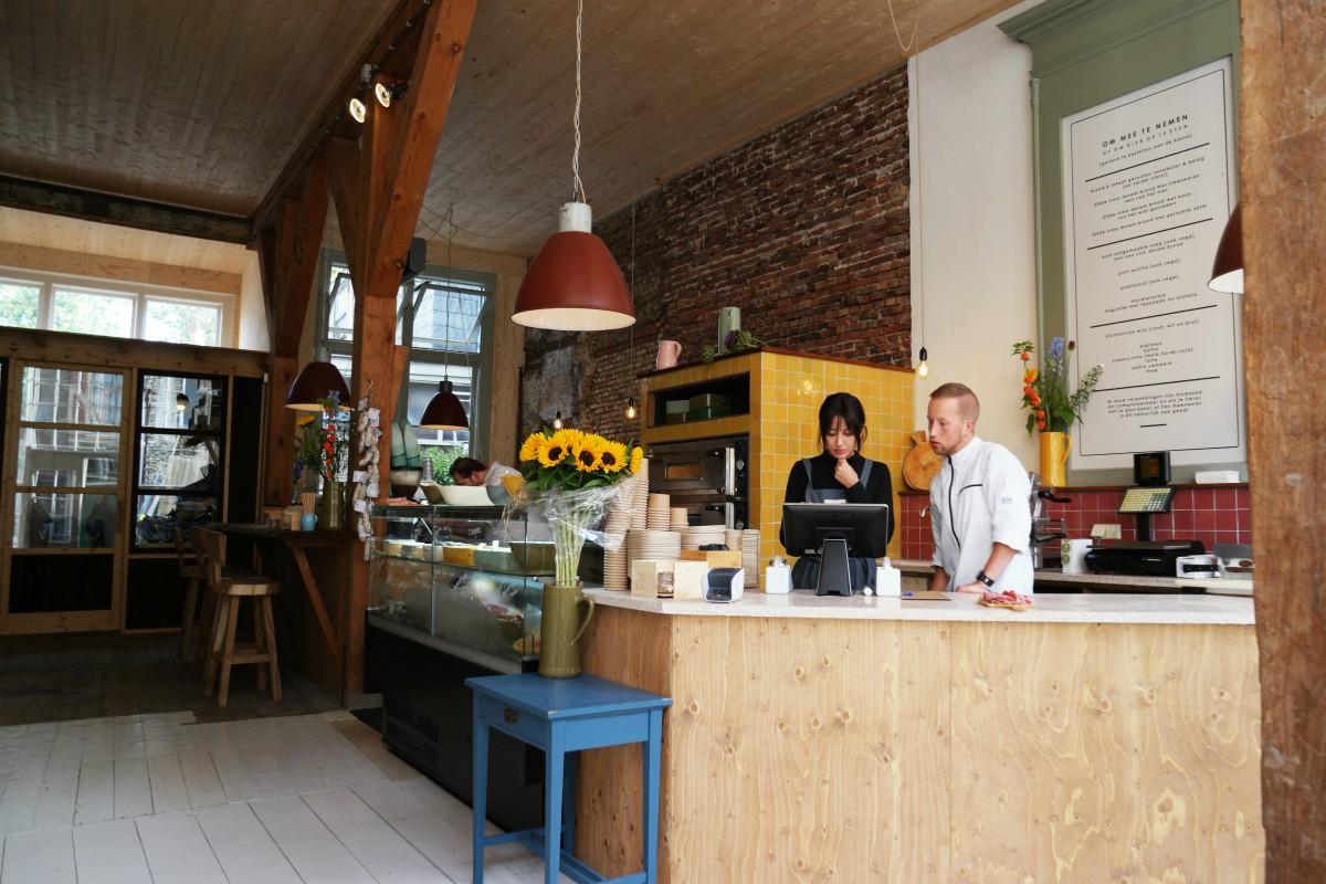 Nobel's Pakhuis Grotekerksbuurt - indebuurt Dordrecht
