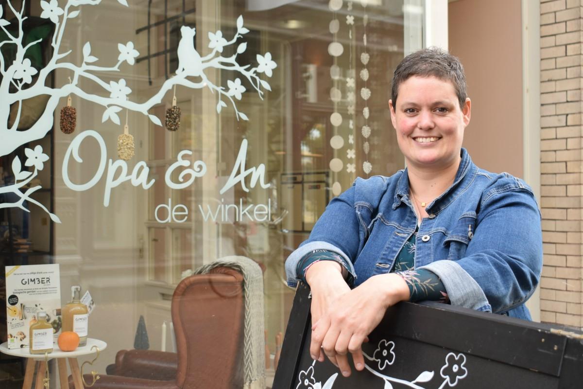 Pascalle Miller Opa & An - indebuurt Dordrecht