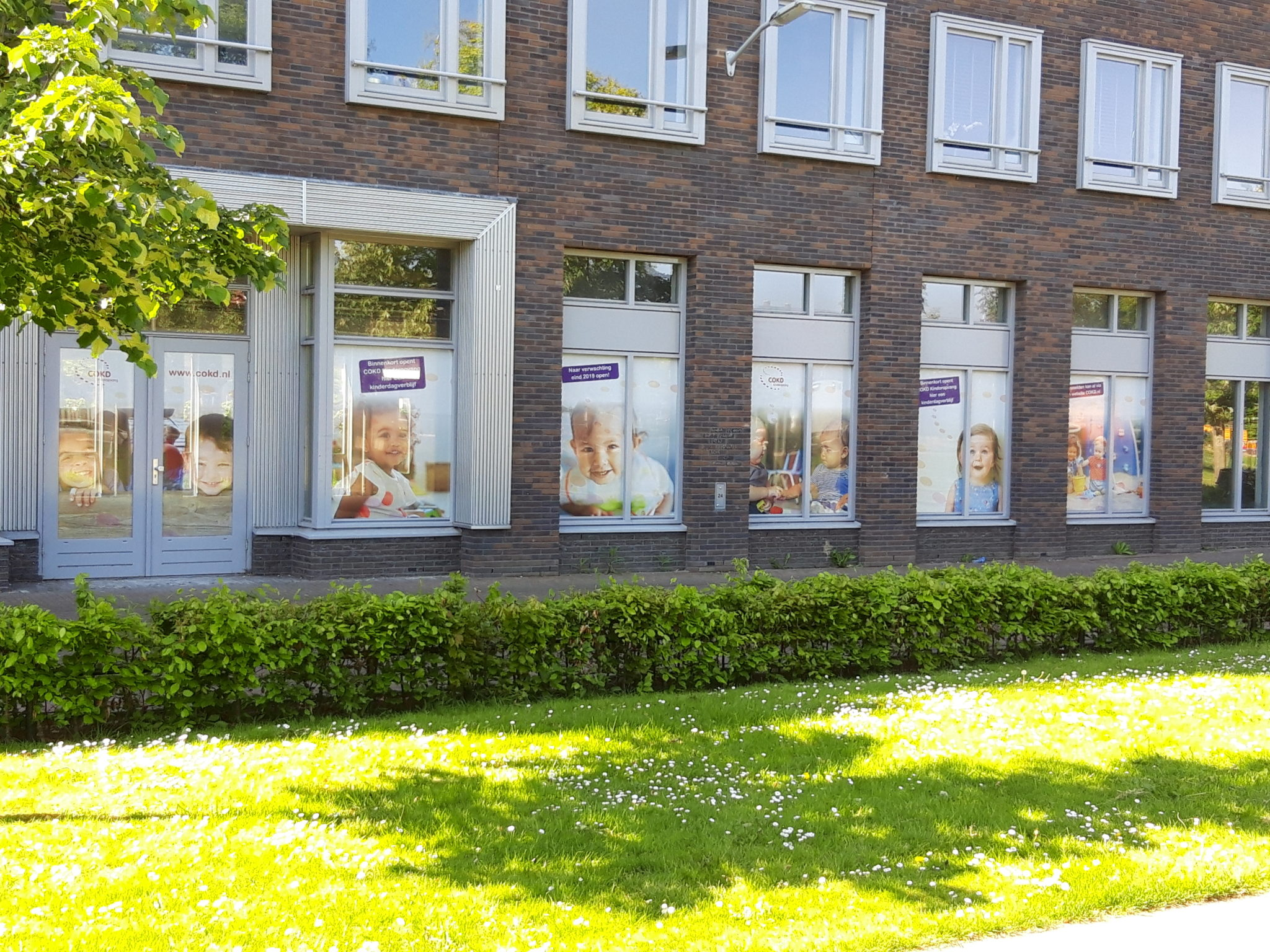 COKD Kinderopvang Villa de Hoge Hoed