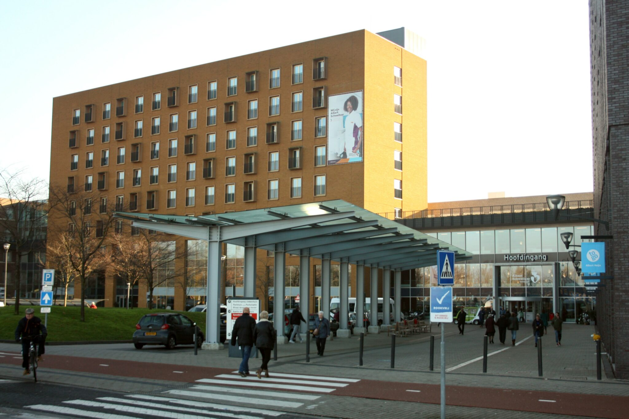 Albert Schweizer ziekenhuis - indebuurt Dordrecht