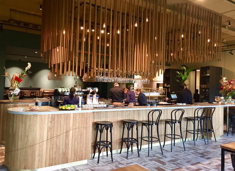 LEO Leerpark Leerparkpromenade restaurant Dordrecht uit eten