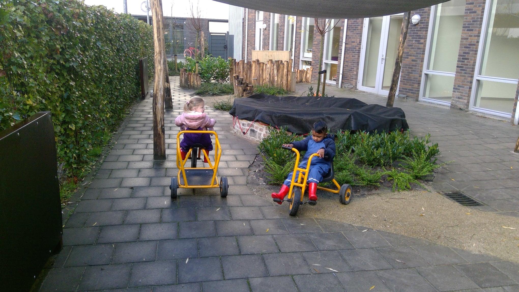 COKD Kinderopvang Villa De Hoge Hoed kinderopvang Leerpark - indebuurt Dordrecht