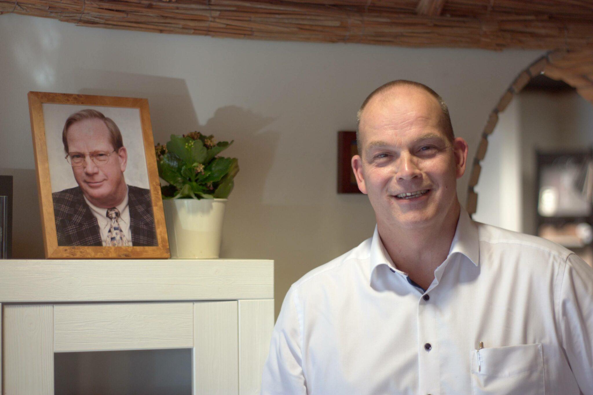 Arthur Sonneveld - Alpon Parket - indebuurt Dordrecht