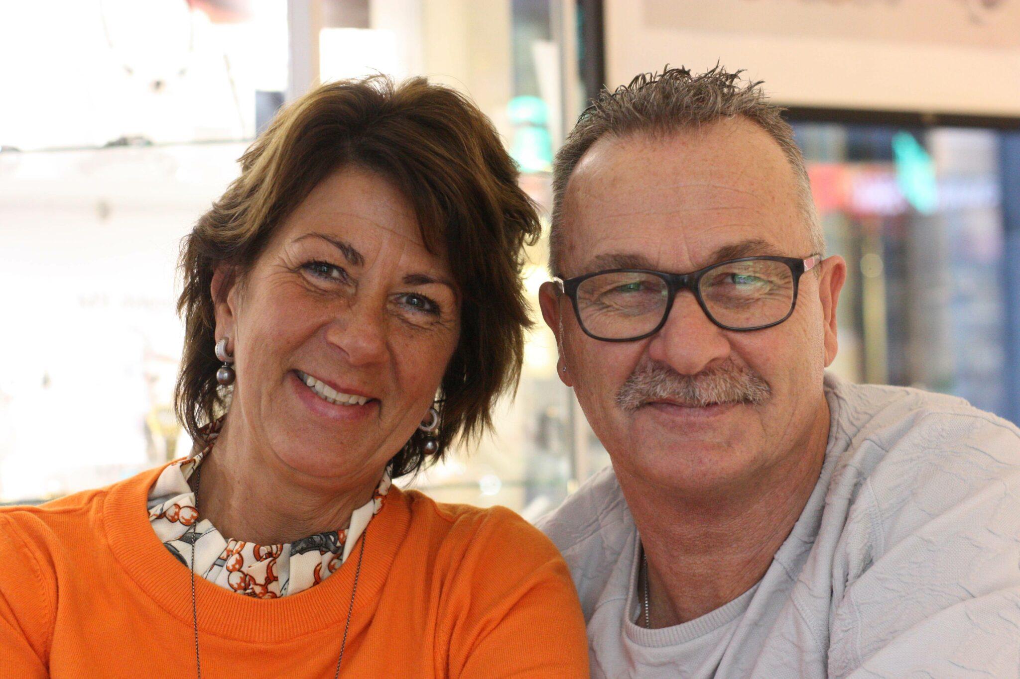 Dick en Agnes van der Lei - Allure Crystals & Jewels sieradenwinkel juwelier