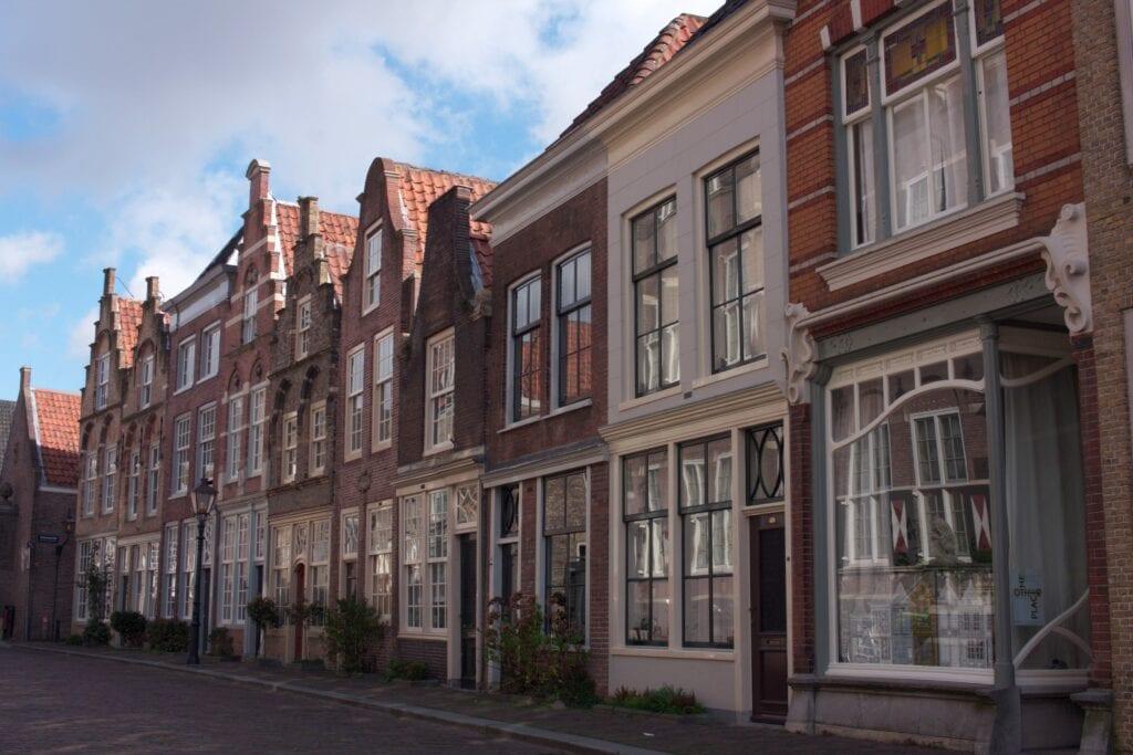 Hofstraat Dordrecht - indebuurt Dordrecht