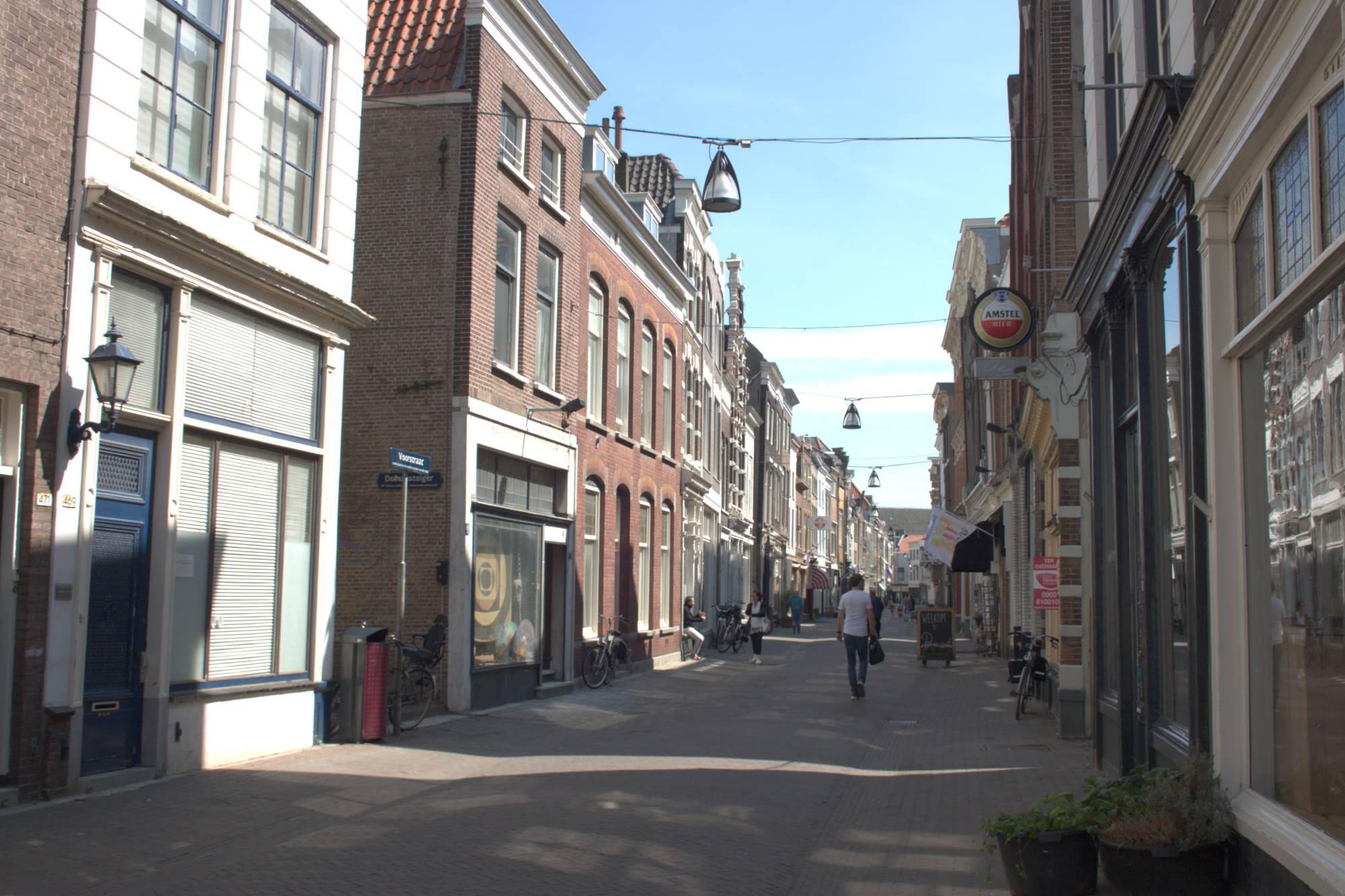 Koningsdag 2020 Voorstraat Dordrecht