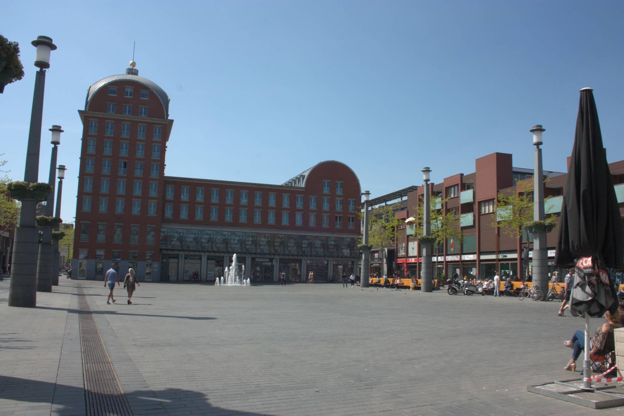 Statenplein Dordrecht Koningsdag 2020