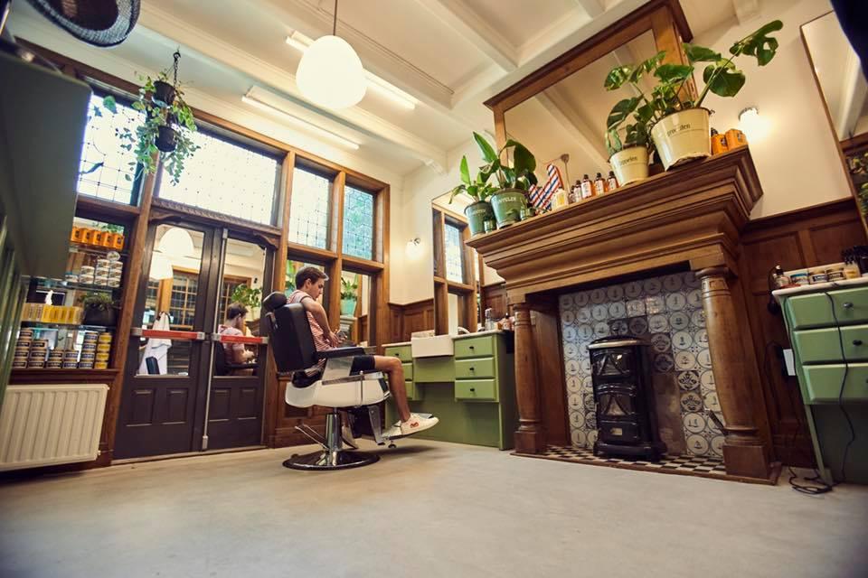 Fennel barbershop