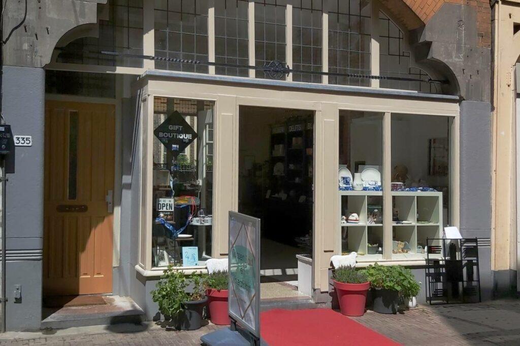 Tussen Bad en Breakfast - Voorstraat Dordrecht warenhuis