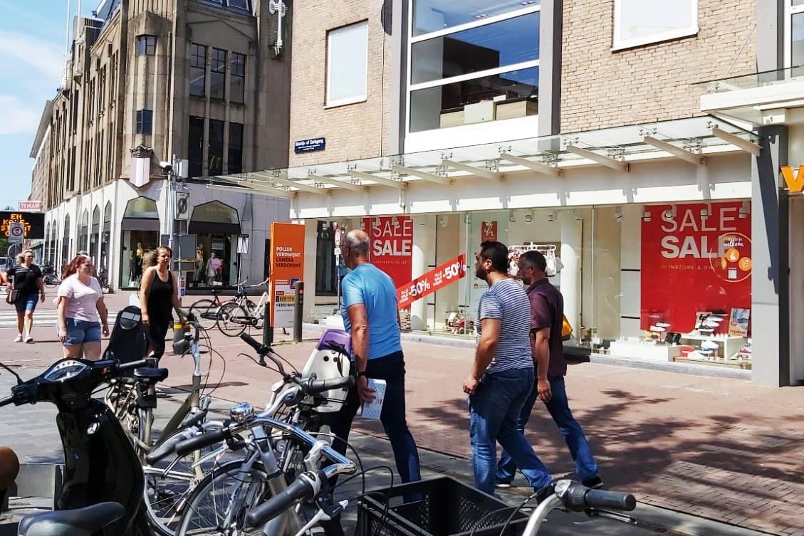 Aanbiedingen Dordrecht Sarisgang IDBstock