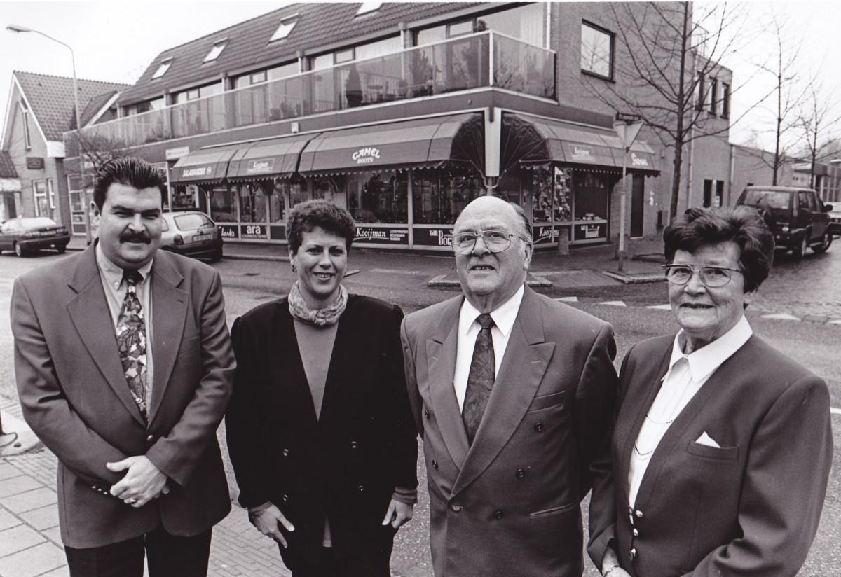 Kooijman Schoenen familiegeschiedenis - indebuurt Dordrecht