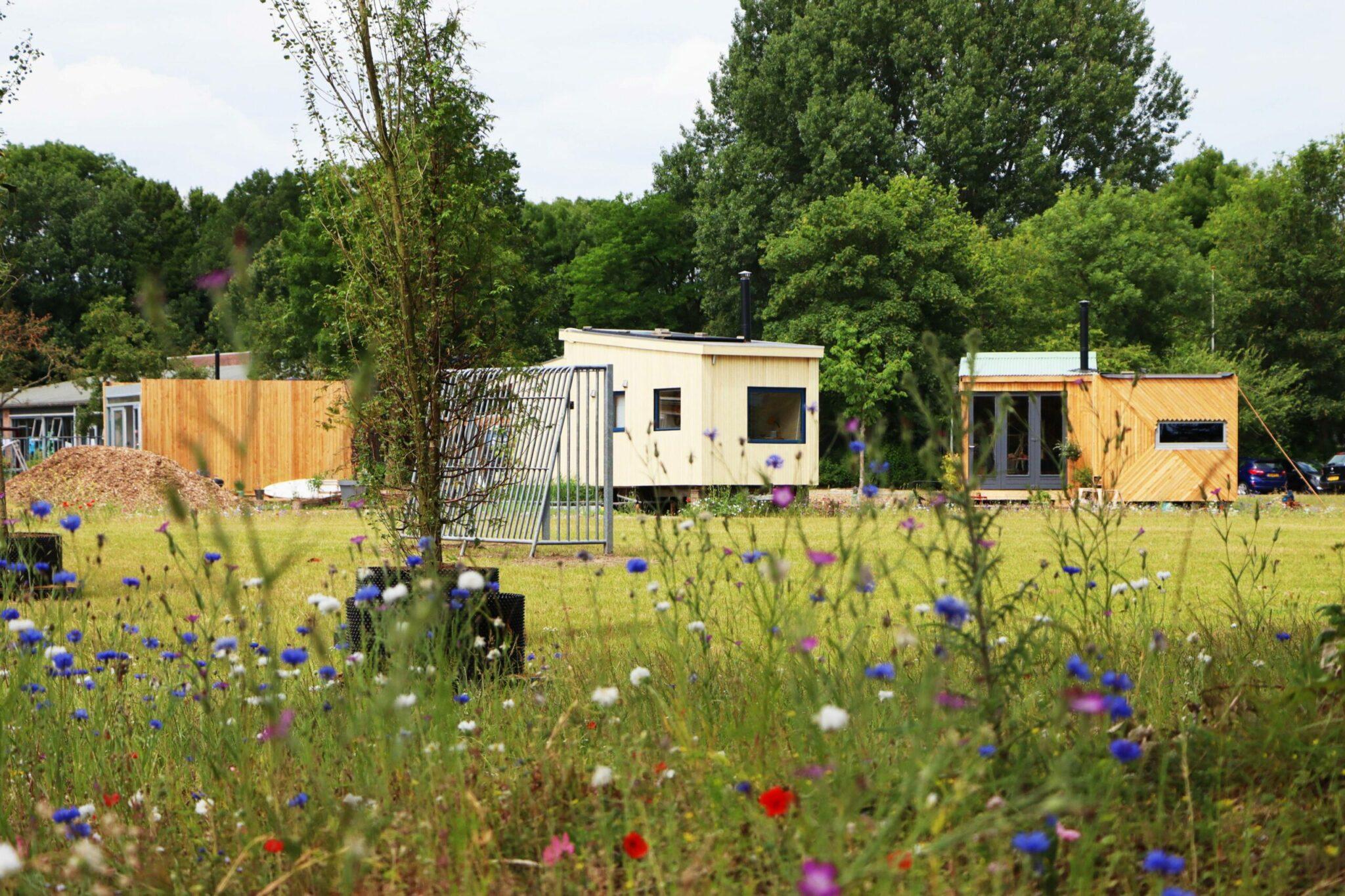Tiny Houses Noordendijk kleine woningen Dordrecht