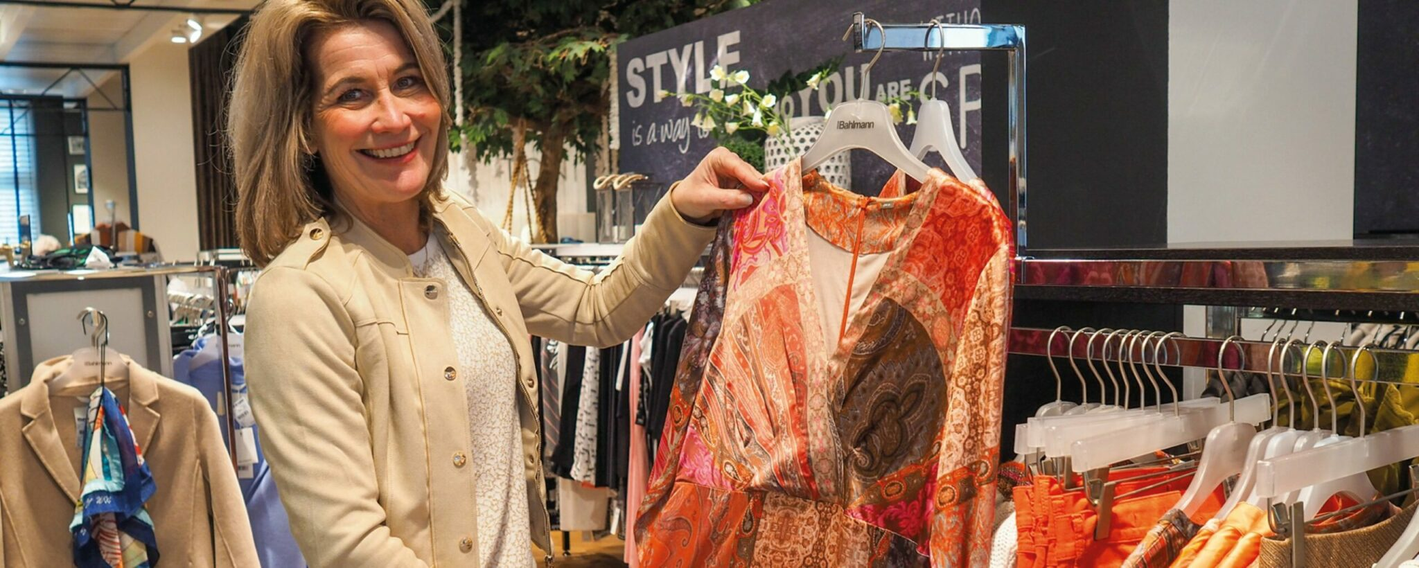 Yvonne Wooldrik Bahlmann Mode personal shopping shopper winkelen op afspraak Dordrecht Voorstraat dameskleding