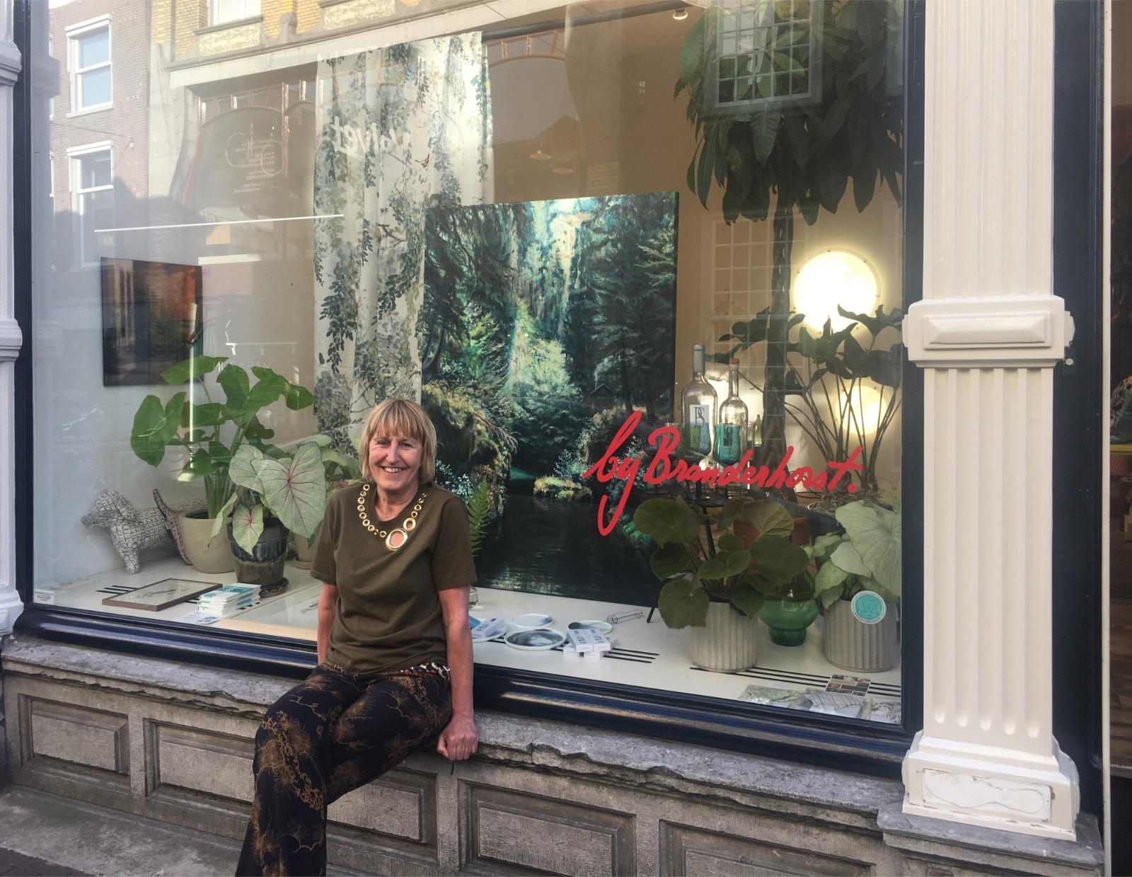 Jolanda byBranderhorst concept store Voorstraat-Noord Dordrecht